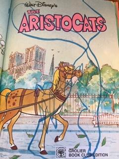Aristocats cover